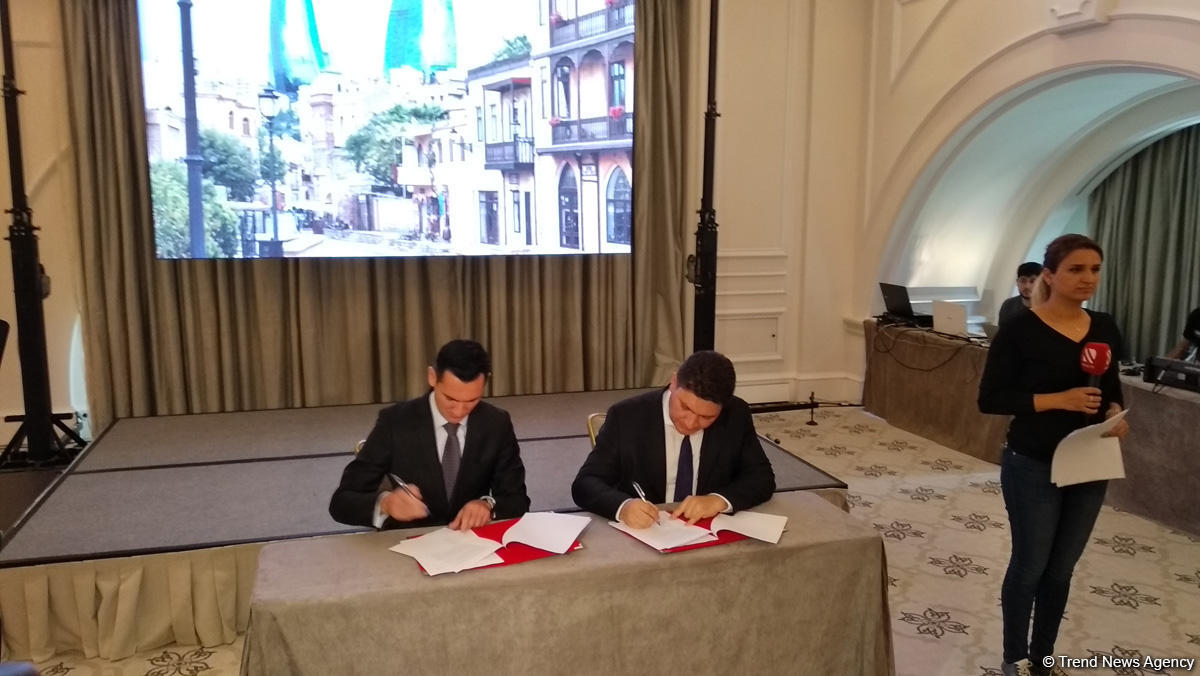 "Memo on creation of ""Internet of Things"" lab in Azerbaijan signed (PHOTO)"