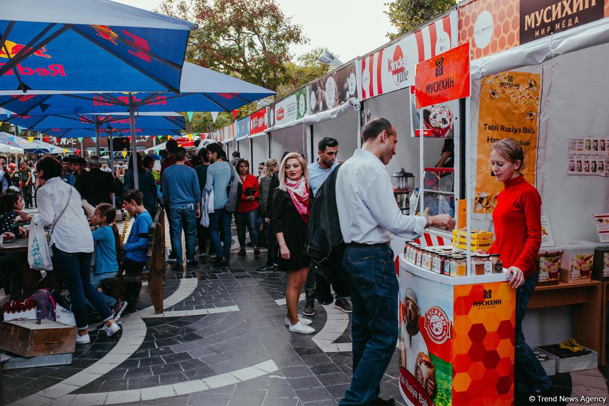 "Bakıda ""Food and Drinks Fest"" keçirilib (FOTO)"
