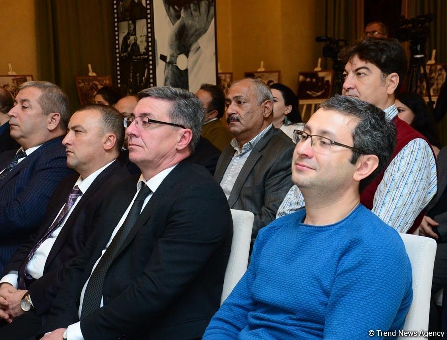В Шеки прошла церемония награждения победителей конкурса фильмов и фоторабот в честь 85-летнего юбилея Расима Оджагова (ФОТО)
