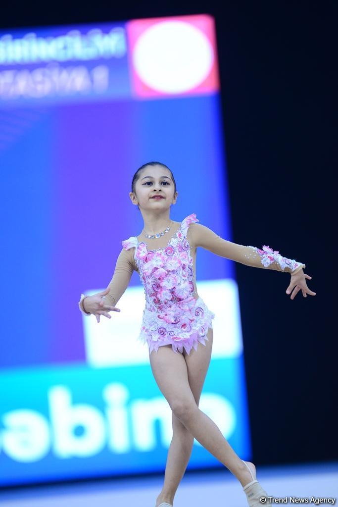 В Национальной арене гимнастики в Баку стартовало 25-е первенство Азербайджана по художественной гимнастике (ФОТО)