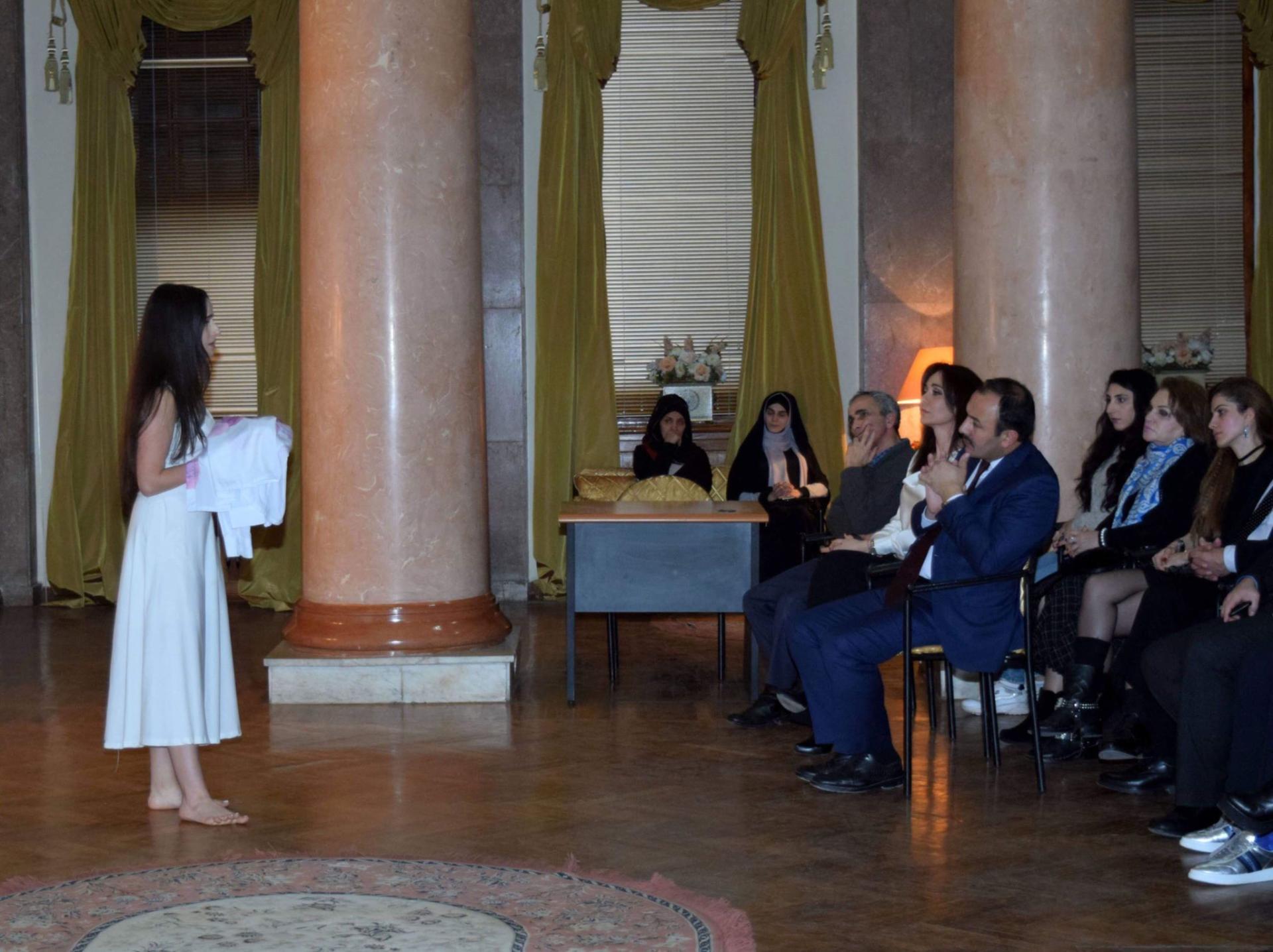 Самый трогательный и необычный вечер, посвященный Мушвигу (ФОТО)
