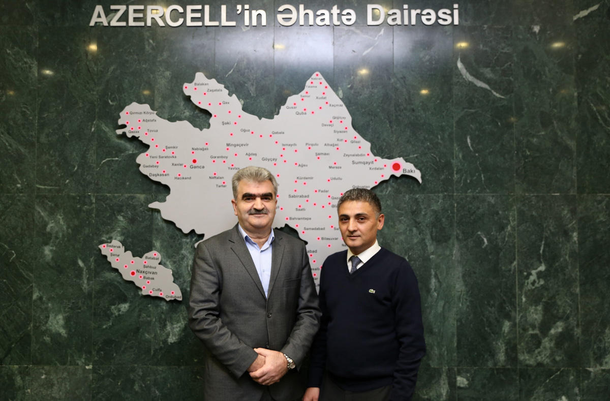 Leading mobile operator of Azerbaijan enhances & strengthens network capabilities (PHOTO)