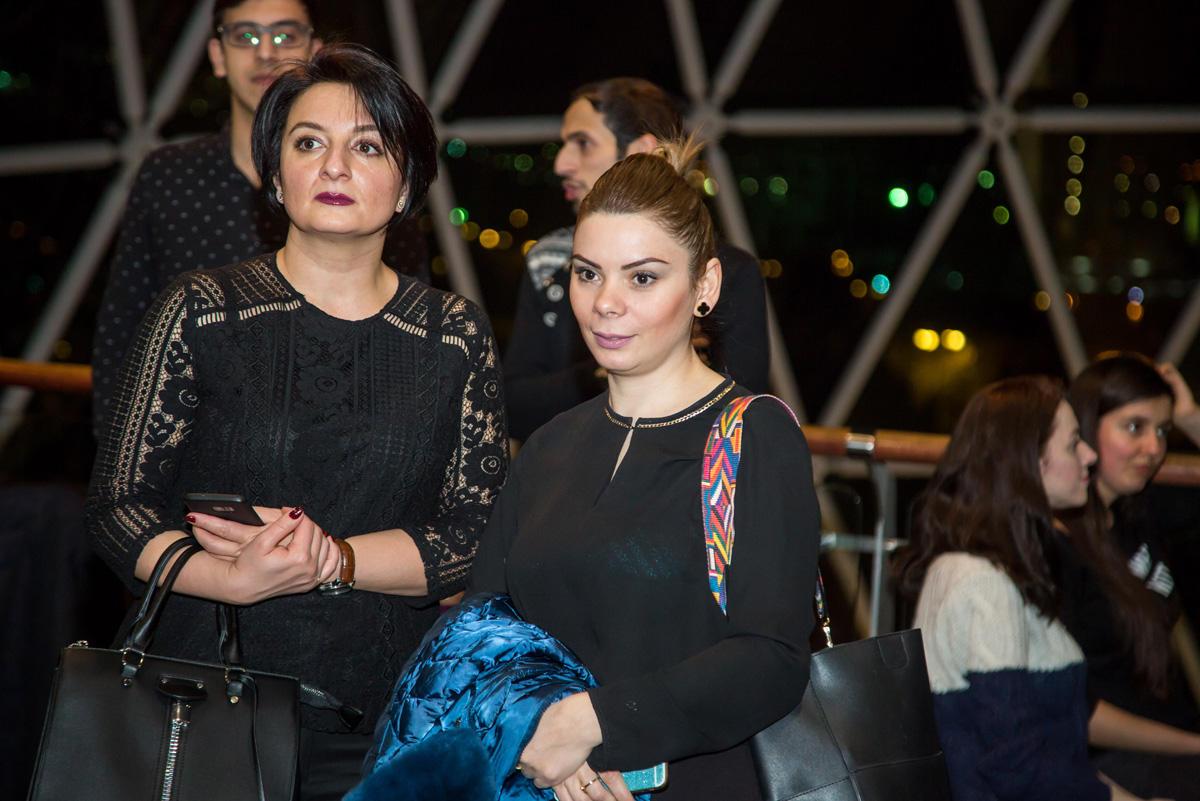 Легенды азербайджанского бокса – на премьере «Крид-2»