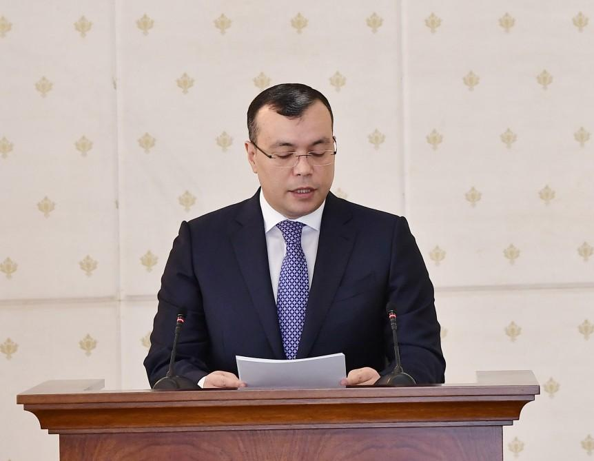 Azerbaijani president chairs meeting of Cabinet of Ministers (PHOTO)