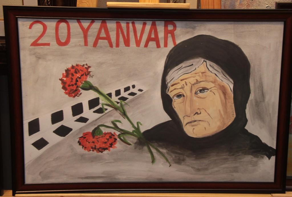 Mədəniyyət ocaqlarında 20 Yanvar faciəsinin ildönümü müxtəlif tədbirlərlə qeyd olunacaq         (FOTO)