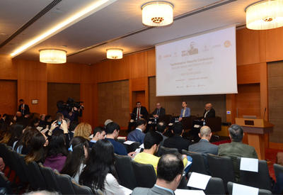 Baku hosts conference on security in Eastern Europe and post-Soviet countries (PHOTO)