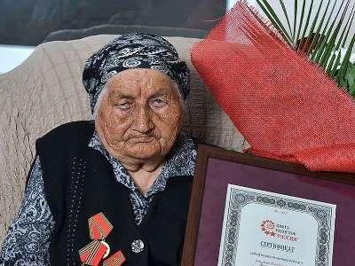 Rusiyanın ən yaşlı sakini öldü – 128 yaş...