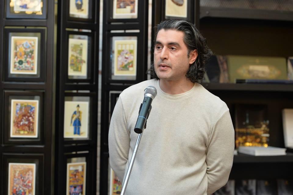 Превосходство иррационального Ираны Гасымовой: На свой страх и риск (ФОТО)