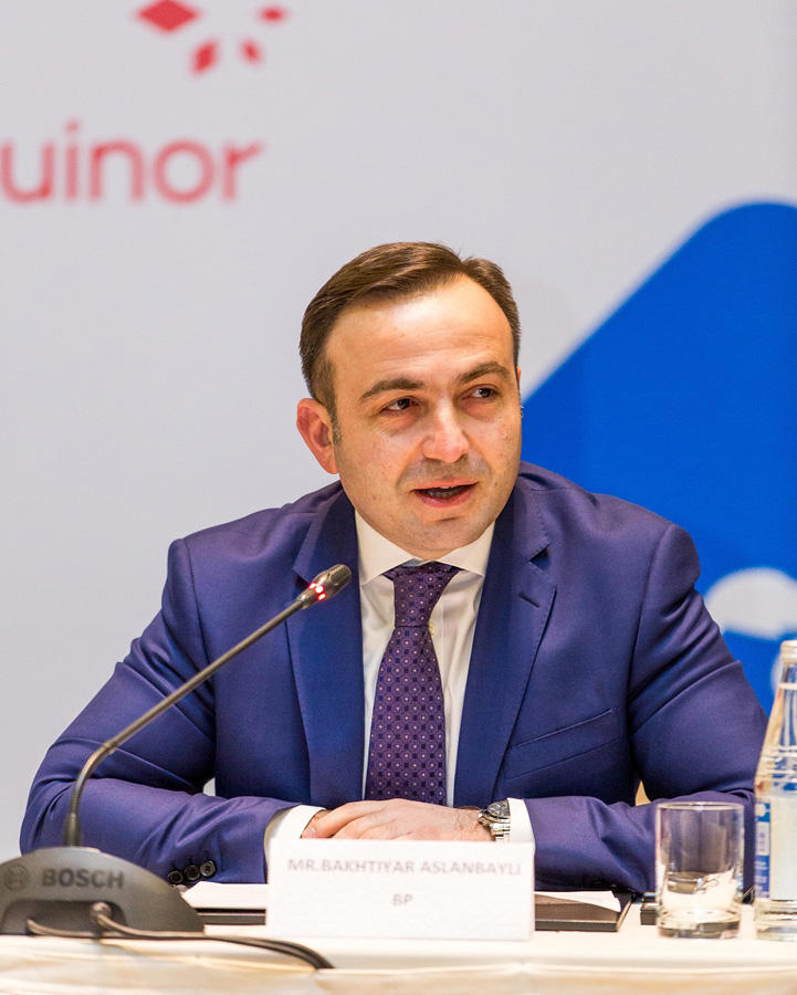 """AmCham holds next conference on """"Ethics and Compliance in Azerbaijan"""" (PHOTO)"""