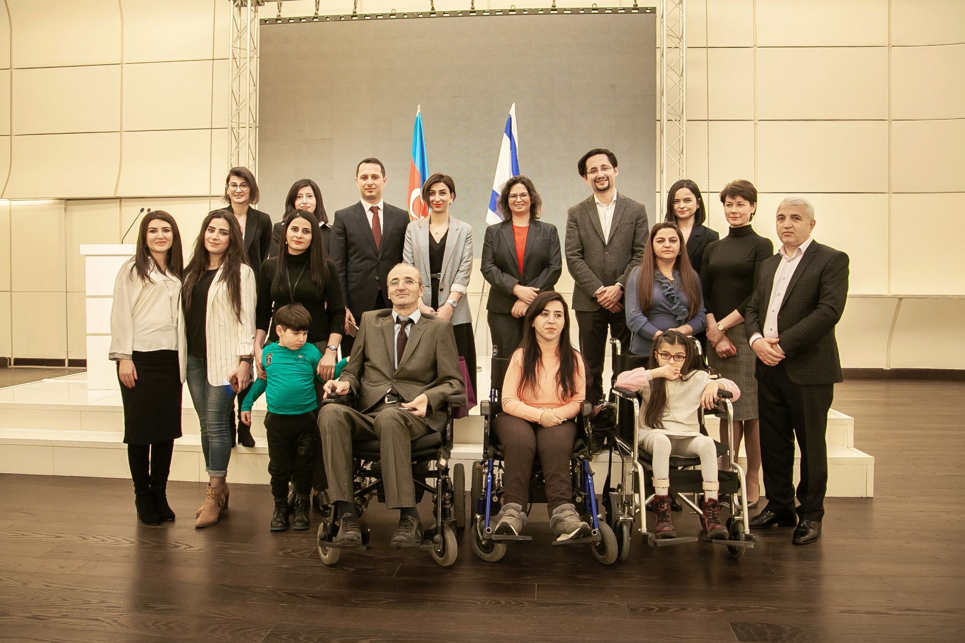 Joint project of Embassy of Israel and Azercell Telecom (PHOTO)