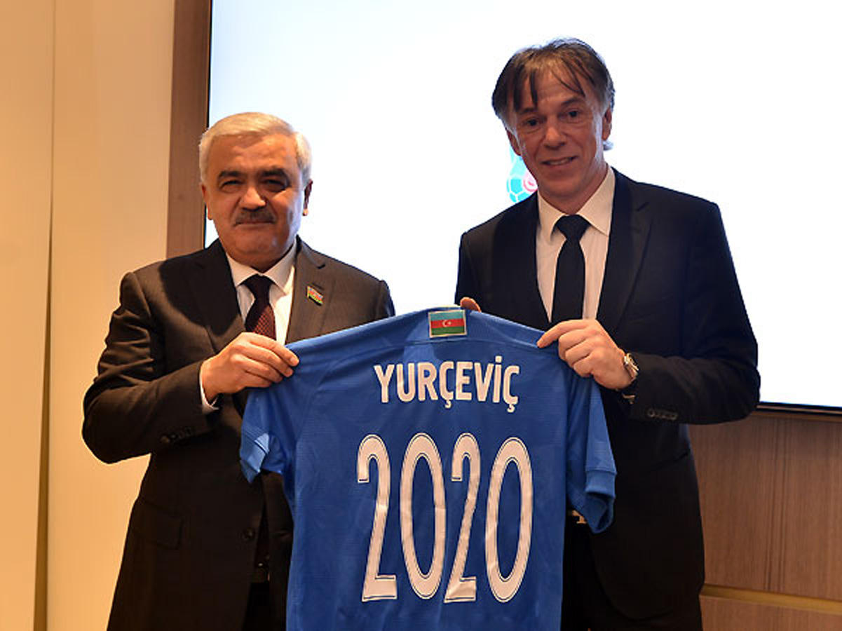New head coach of Azerbaijan national soccer team appointed (PHOTO)