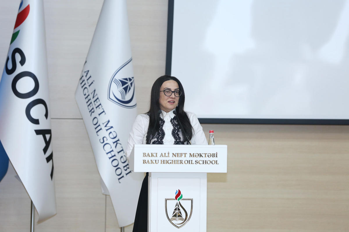 "Baku Higher Oil School holds commemoration meeting entitled ""Our heroes will not be forgotten"" (PHOTO)"