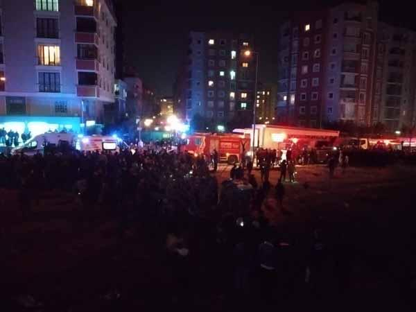 Four servicemen killed in helicopter crash in Istanbul (PHOTO)
