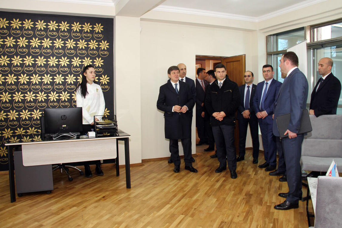 Azerbaijan continues creating new mechanisms for supporting SMEs (PHOTO)