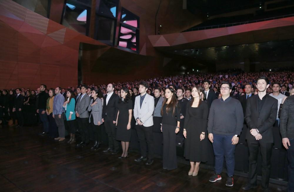 "VP of Heydar Aliyev Foundation attends event held under ""Justice for Khojaly"" campaign (PHOTO)"