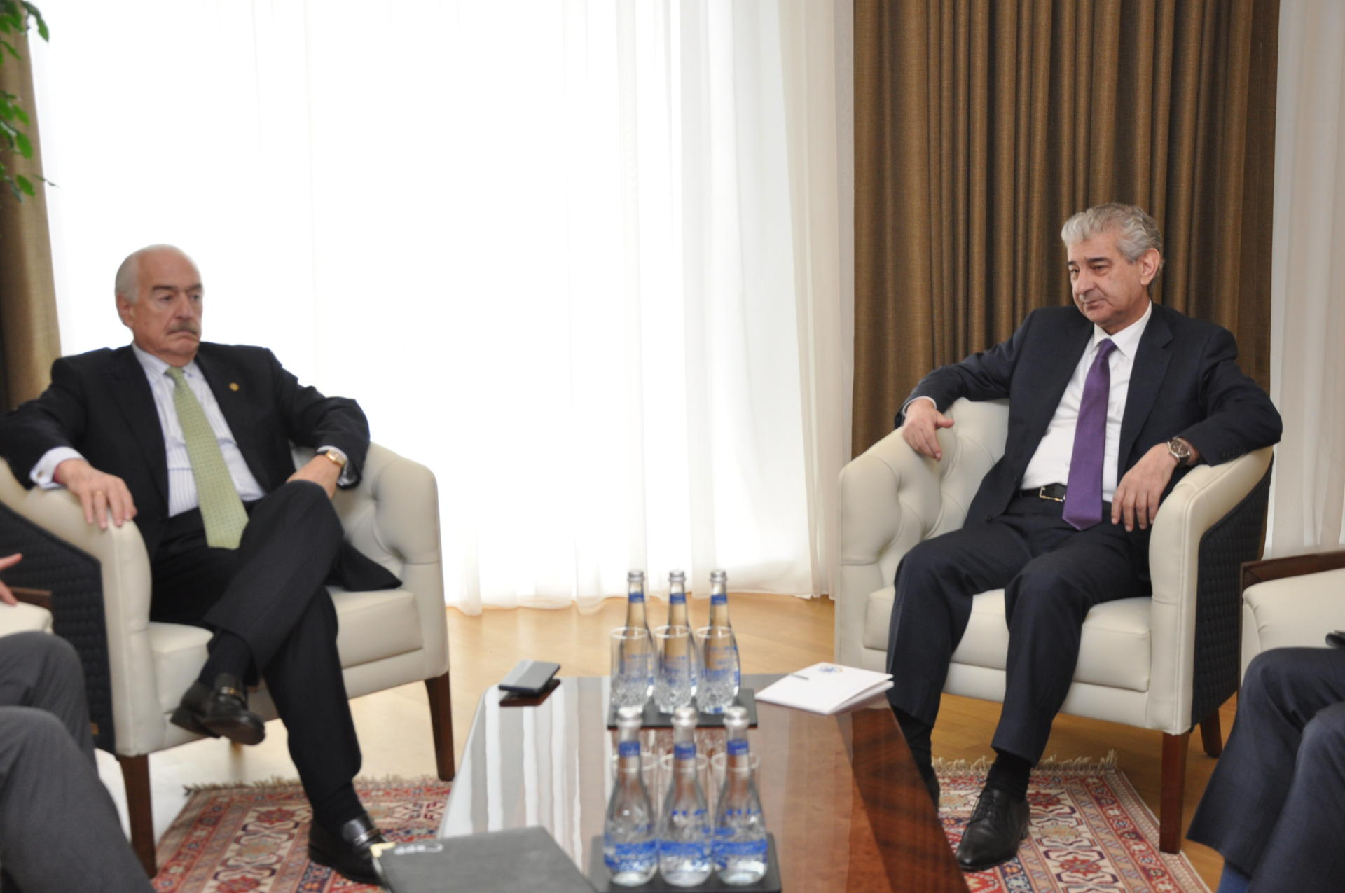Centrist Democratic International: Azerbaijani social projects example for many countries (PHOTO)