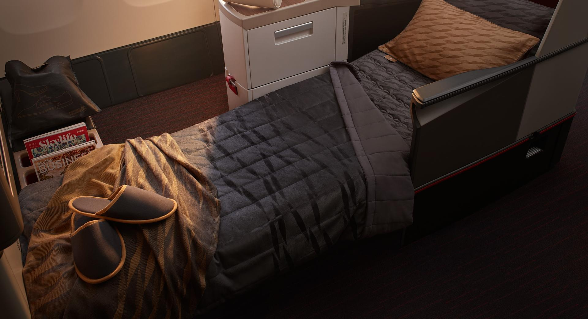 Turkish Airlines redesigns travel comfort (PHOTO)