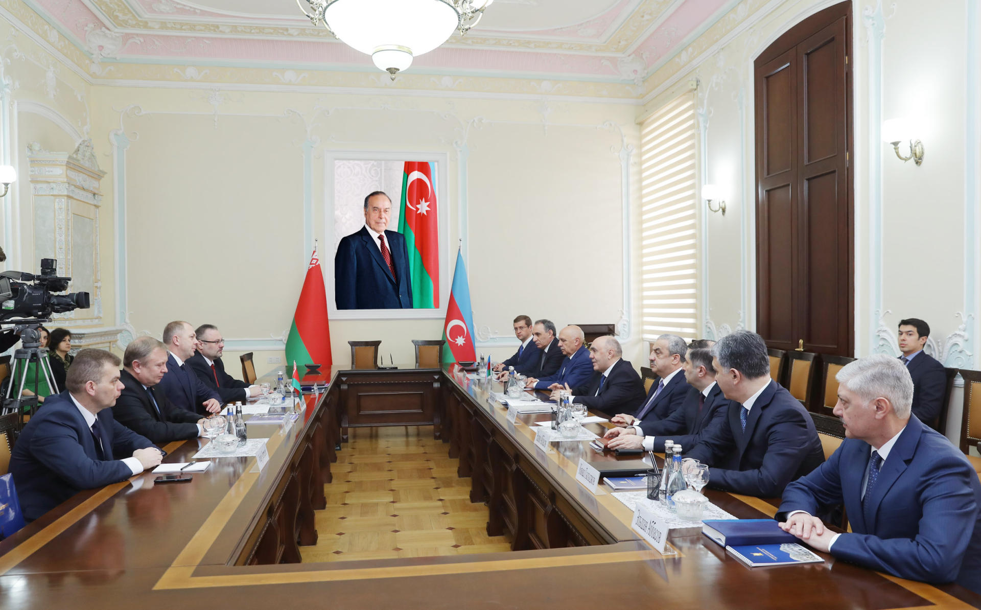 Investigation agencies of Azerbaijan, Belarus to jointly fight terrorism