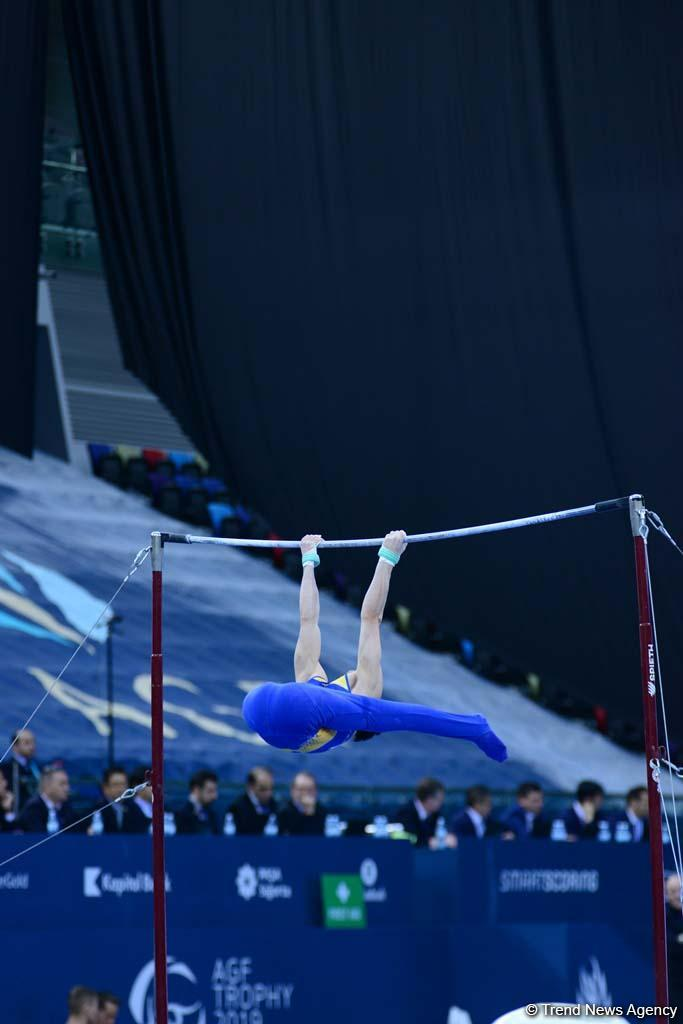 Second day of FIG Artistic Gymnastics Individual Apparatus World Cup kicks off in Baku (PHOTOS)