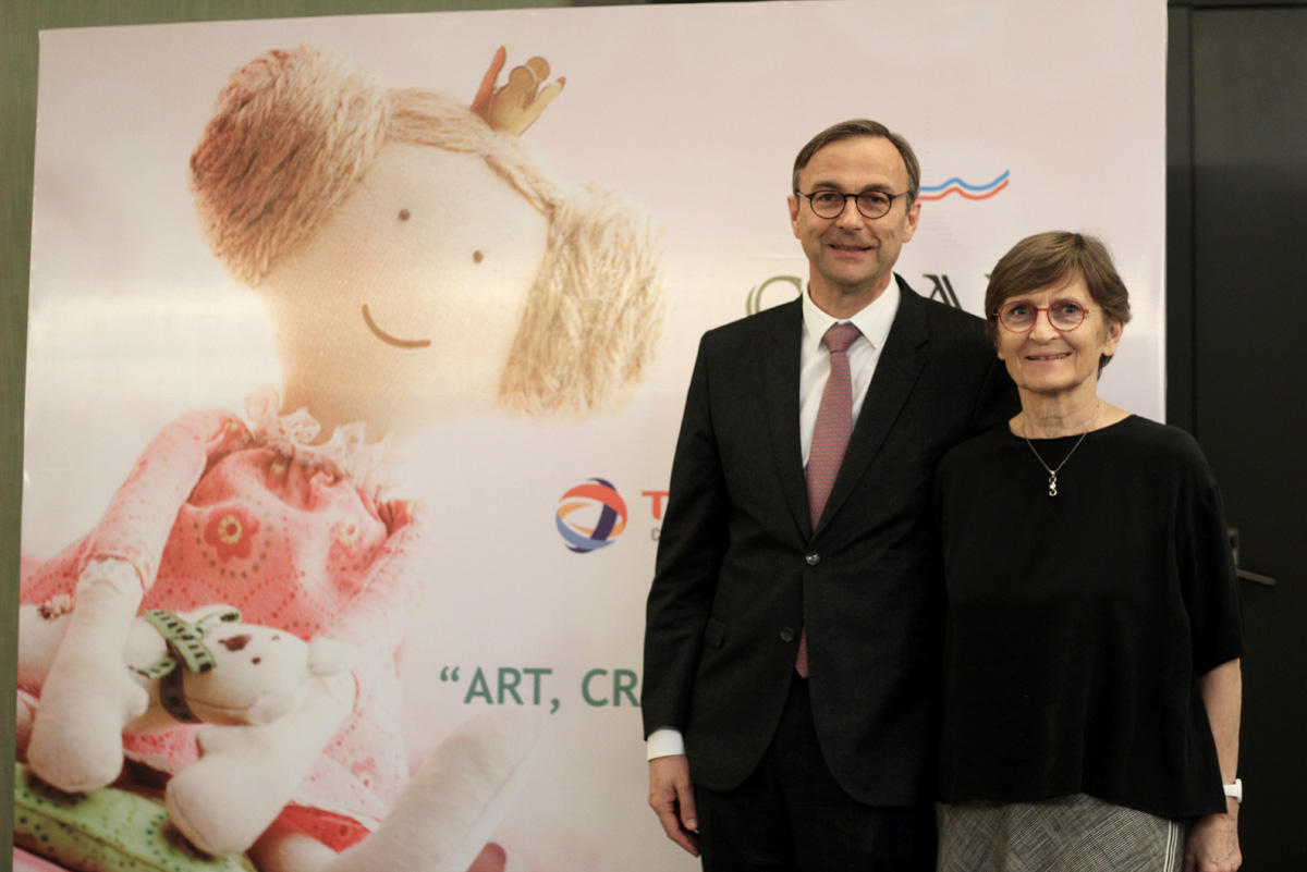 Azerbaijan-France Chamber of Commerce and Industry organizes exhibition (PHOTO)