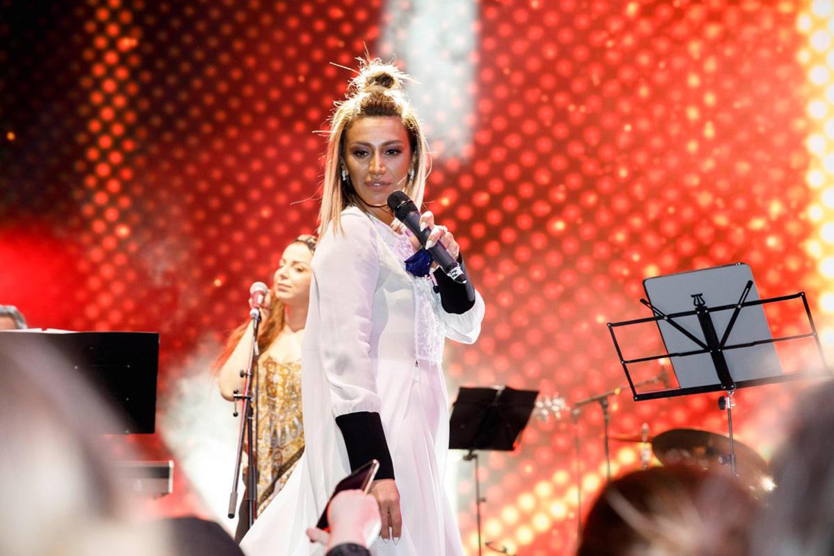Праздник Новруз в Дубае: Красочный концерт Ройи в City Walk