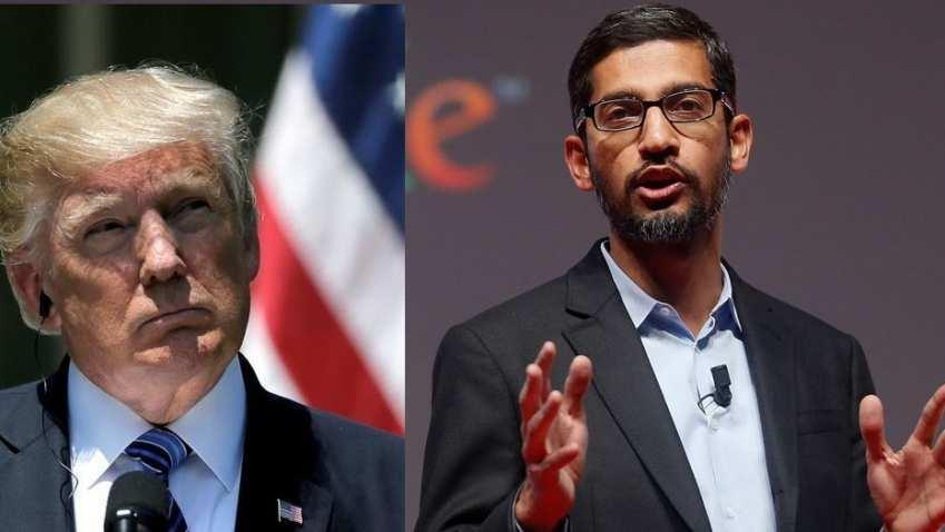 Трамп подтвердил, что Google работает на американских военных