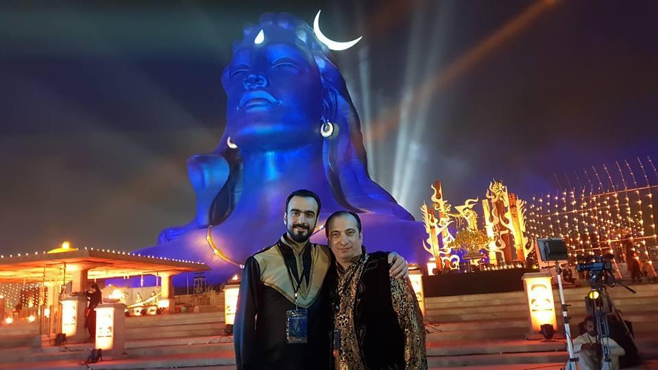 Выступление тариста Шахрияра Иманова в Индии