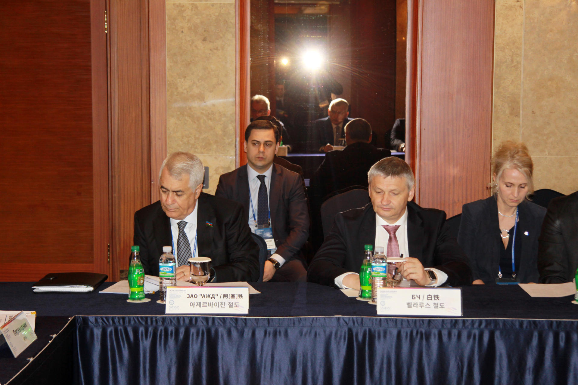 Azerbaijan takes part in Conference of Directors General of Railways (PHOTO)
