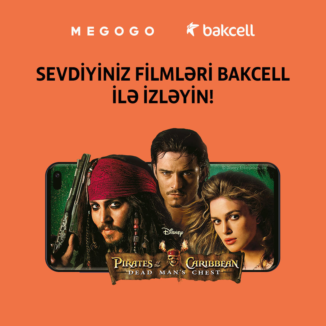 Bakcell subscribers get free access to thousands of movies (PHOTO)