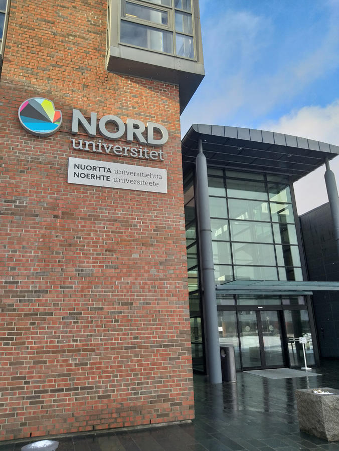 UNEC's young lecturer conducting scientific research at Nord University (PHOTO)