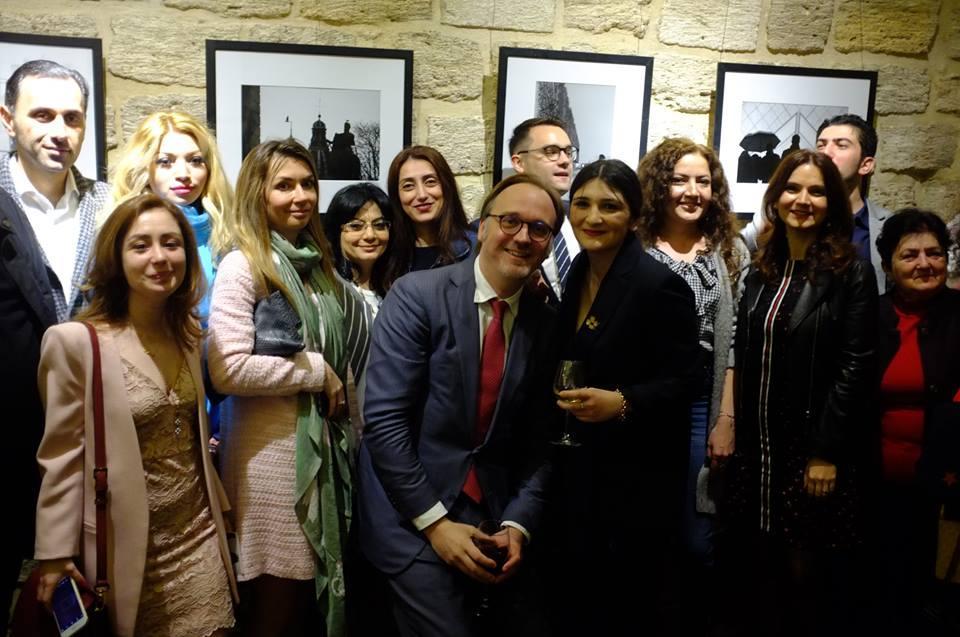 Азербайджанский фотограф в поиске свободы во Франции (ФОТО)