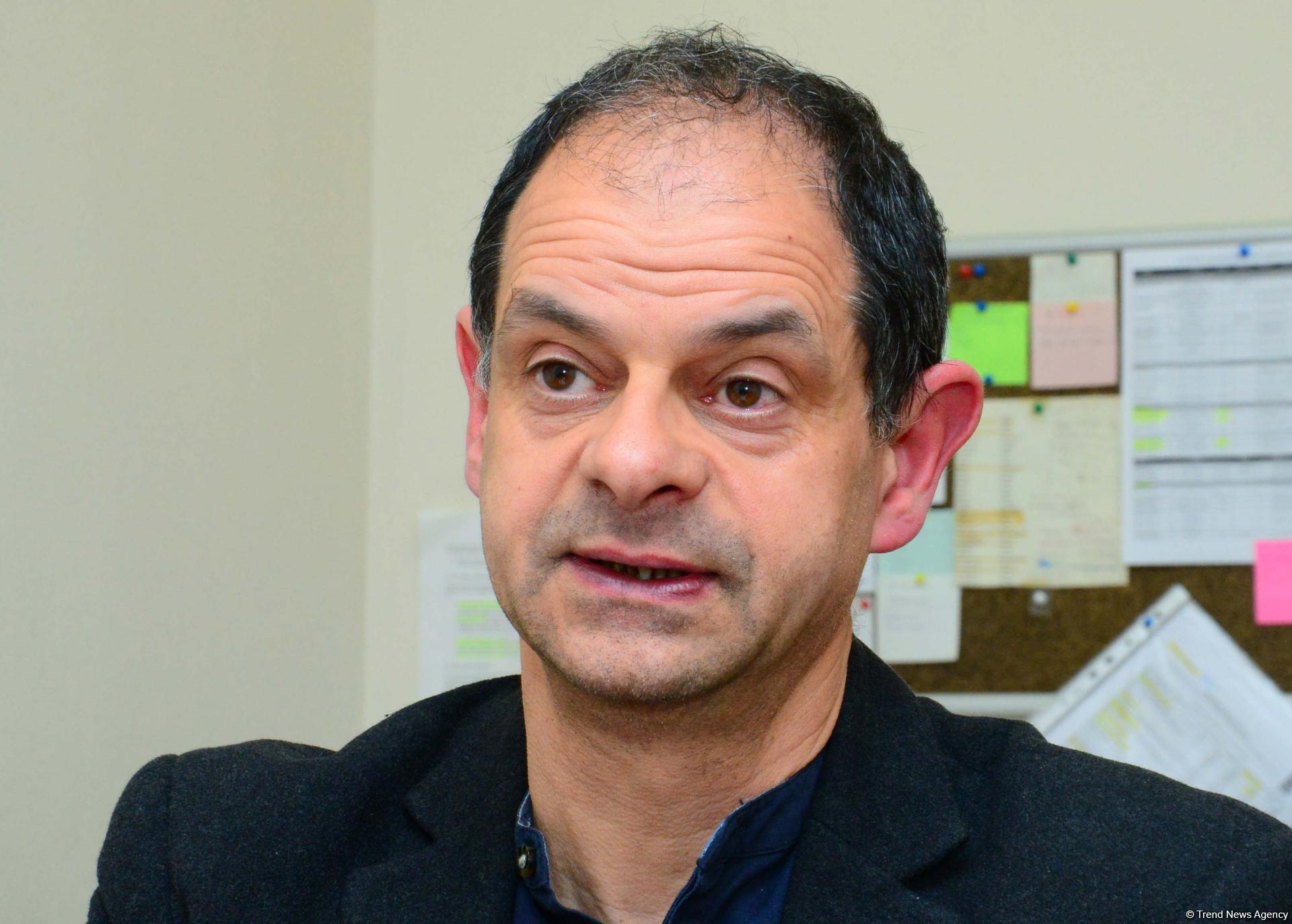 UNFPA eksperti: Demoqrafik keçid Azərbaycanda hamar olacaq (FOTO)