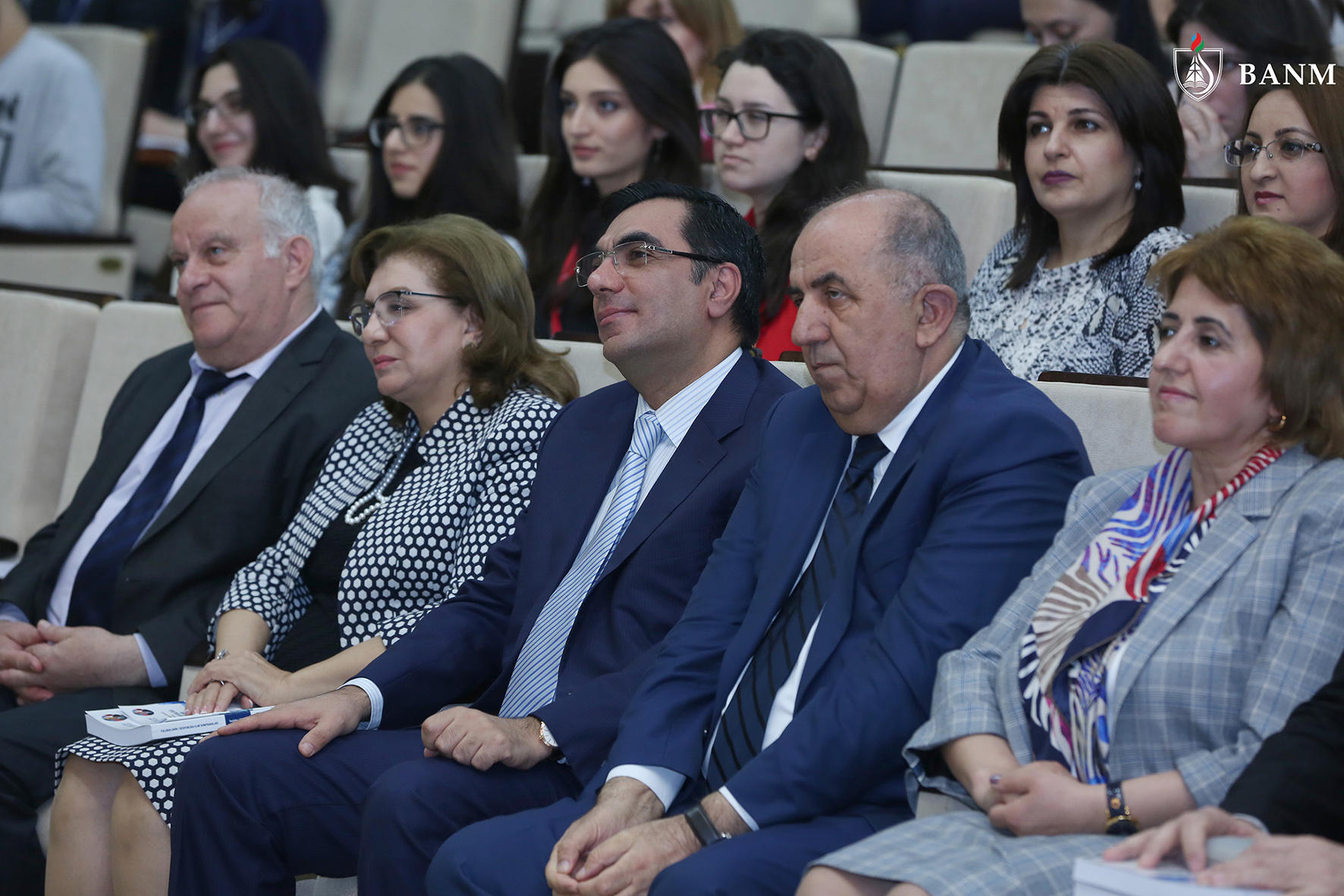 Baku Higher Oil School hosts First Students National Scientific Conference (PHOTO)