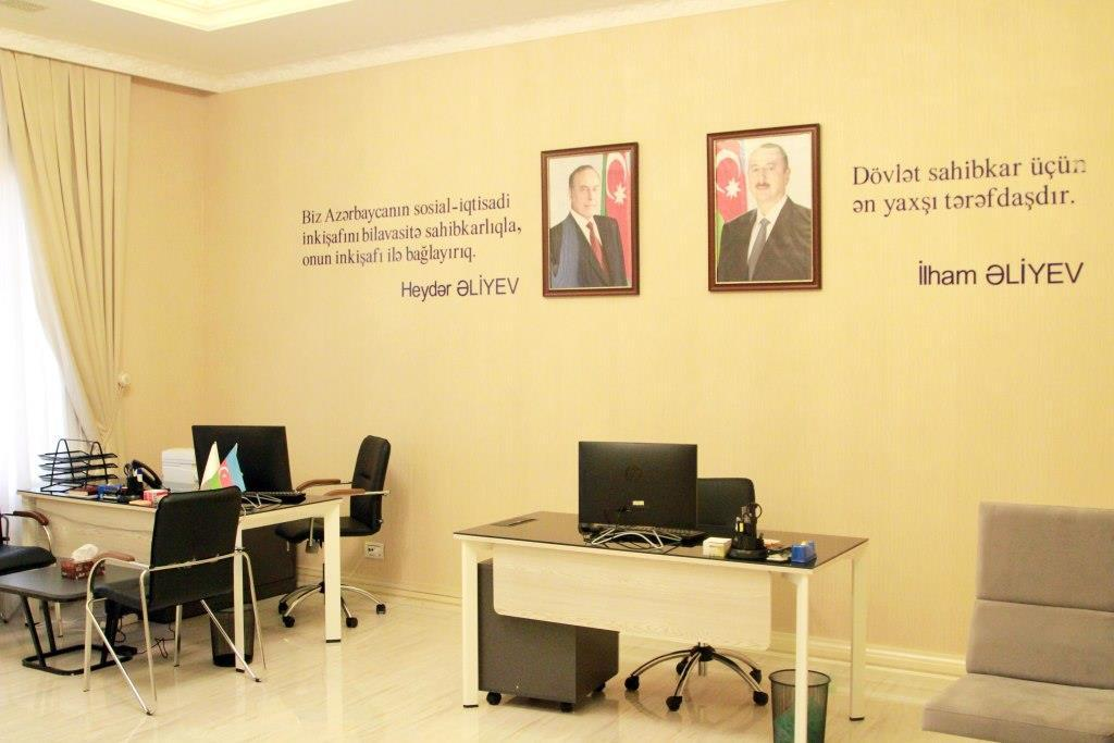 Friends of SMEs opened in Sumgayit, Azerbaijan (PHOTO)
