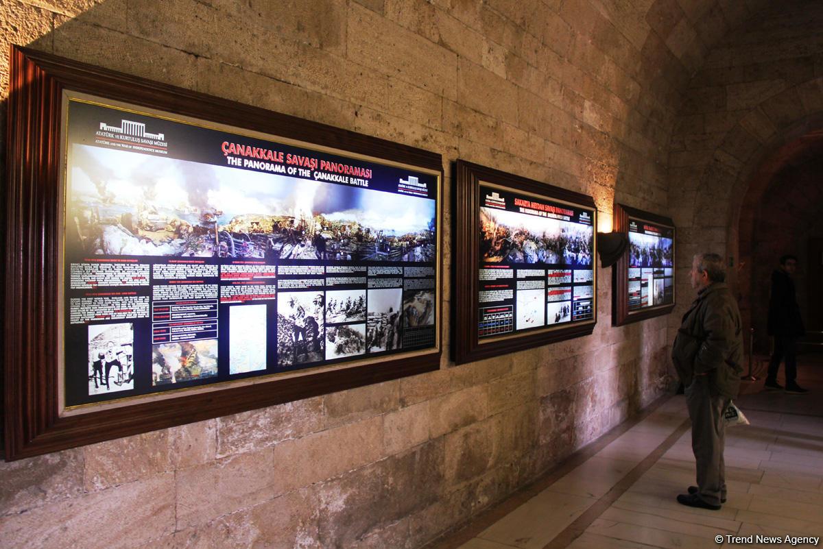 Путешествие в Анкару – могила Мамед Эмина Расулзаде, мавзолей Ататюрка, достопримечательности (ФОТО)