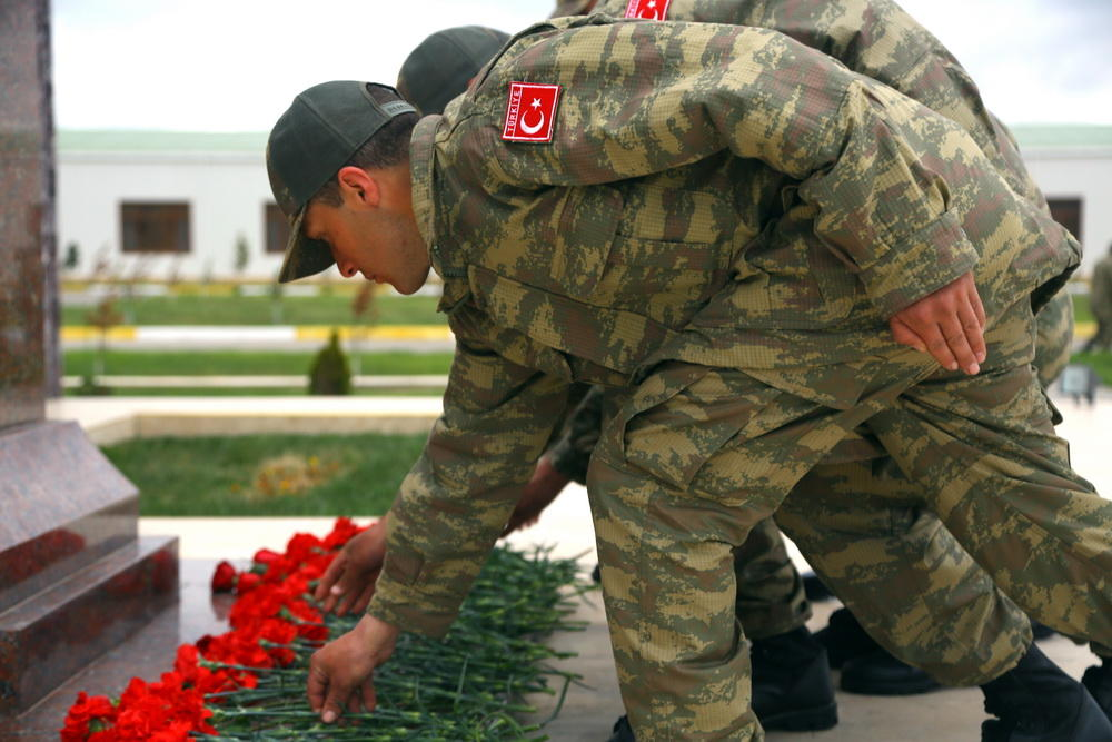 Azerbaijani-Turkish joint military drills to be held in May (PHOTO, VIDEO)