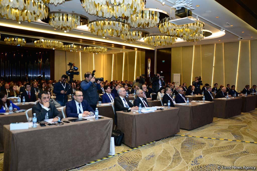 В Баку проходит IV Международный форум SOCAR (ФОТО)