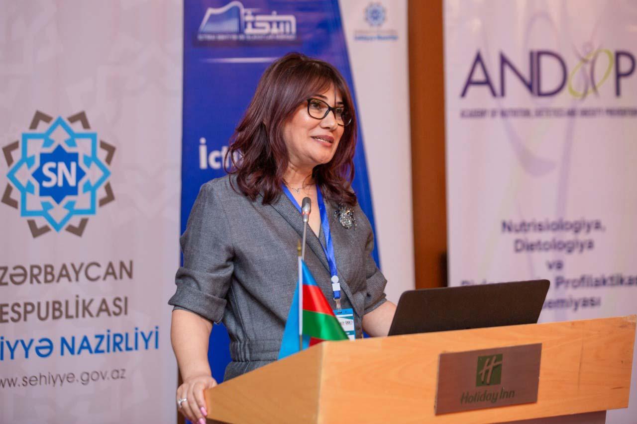Руководитель ANDOP Севиндж Заман: Мы открываем доступ азербайджанским врачам к научным достижениям в сфере управления ожирения (ФОТО/ВИДЕО)