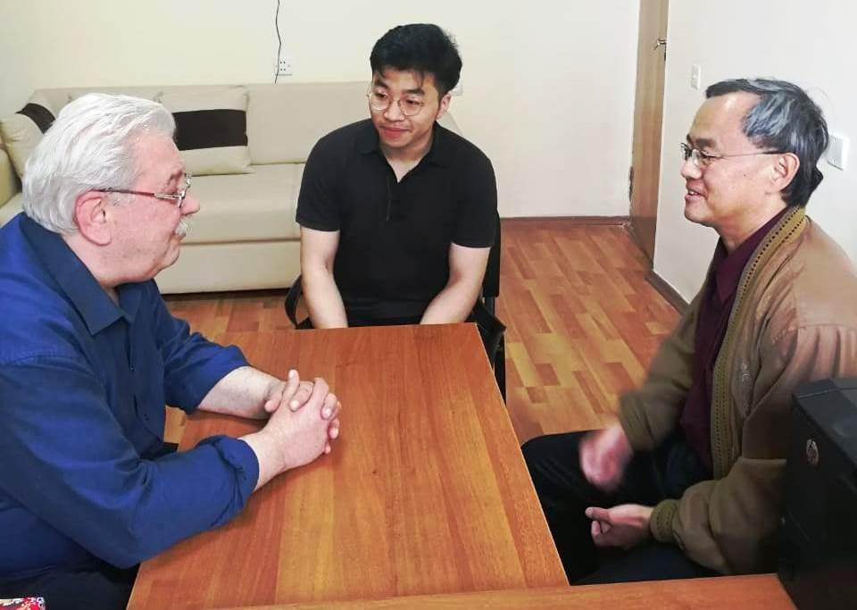 ADU Azərbaycan-Çin əlaqələrinin inkişafına töhfə verir