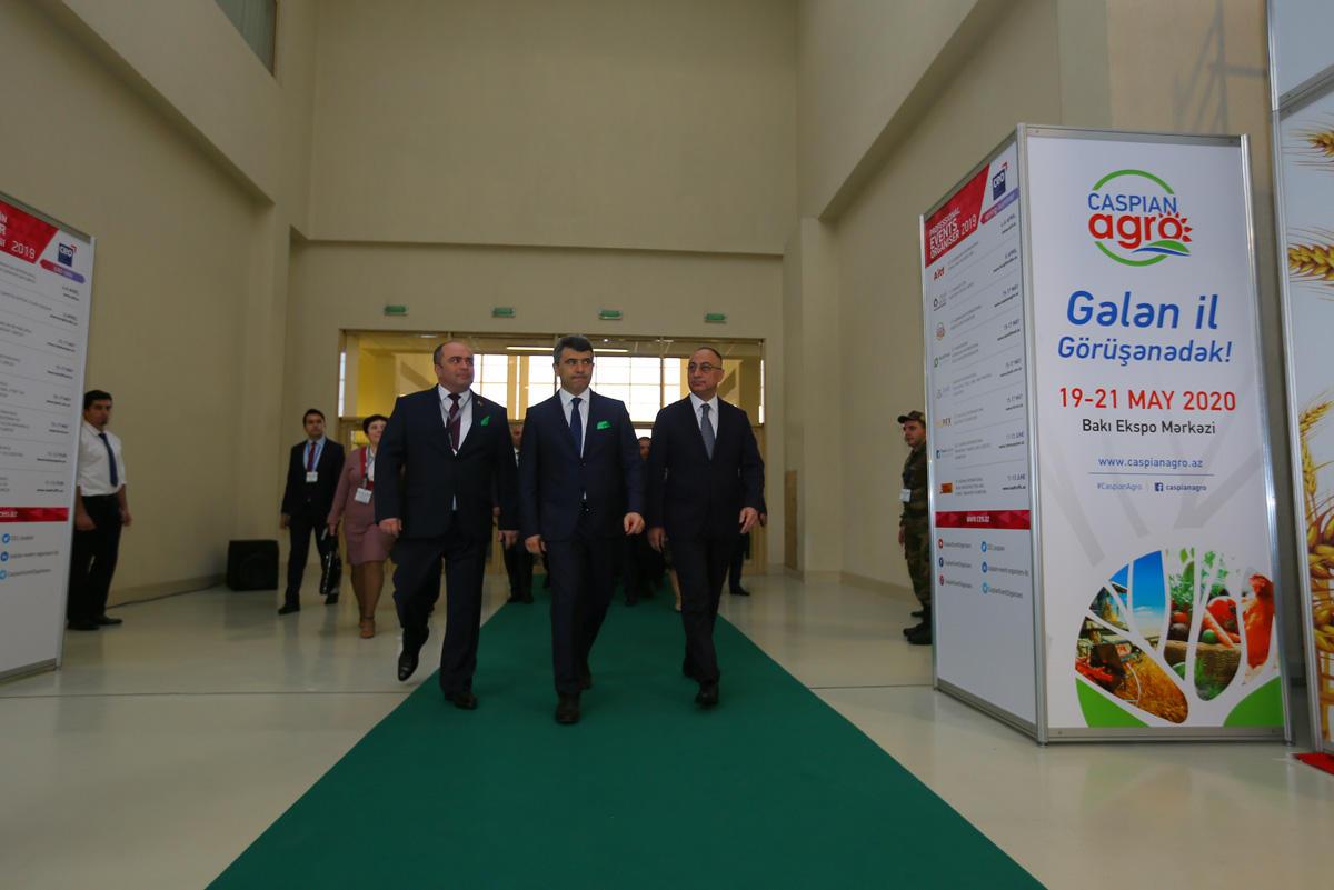 AQTA Qafqazda ilk dəfə mobil səhra laboratoriyasını təqdim edib (FOTO)