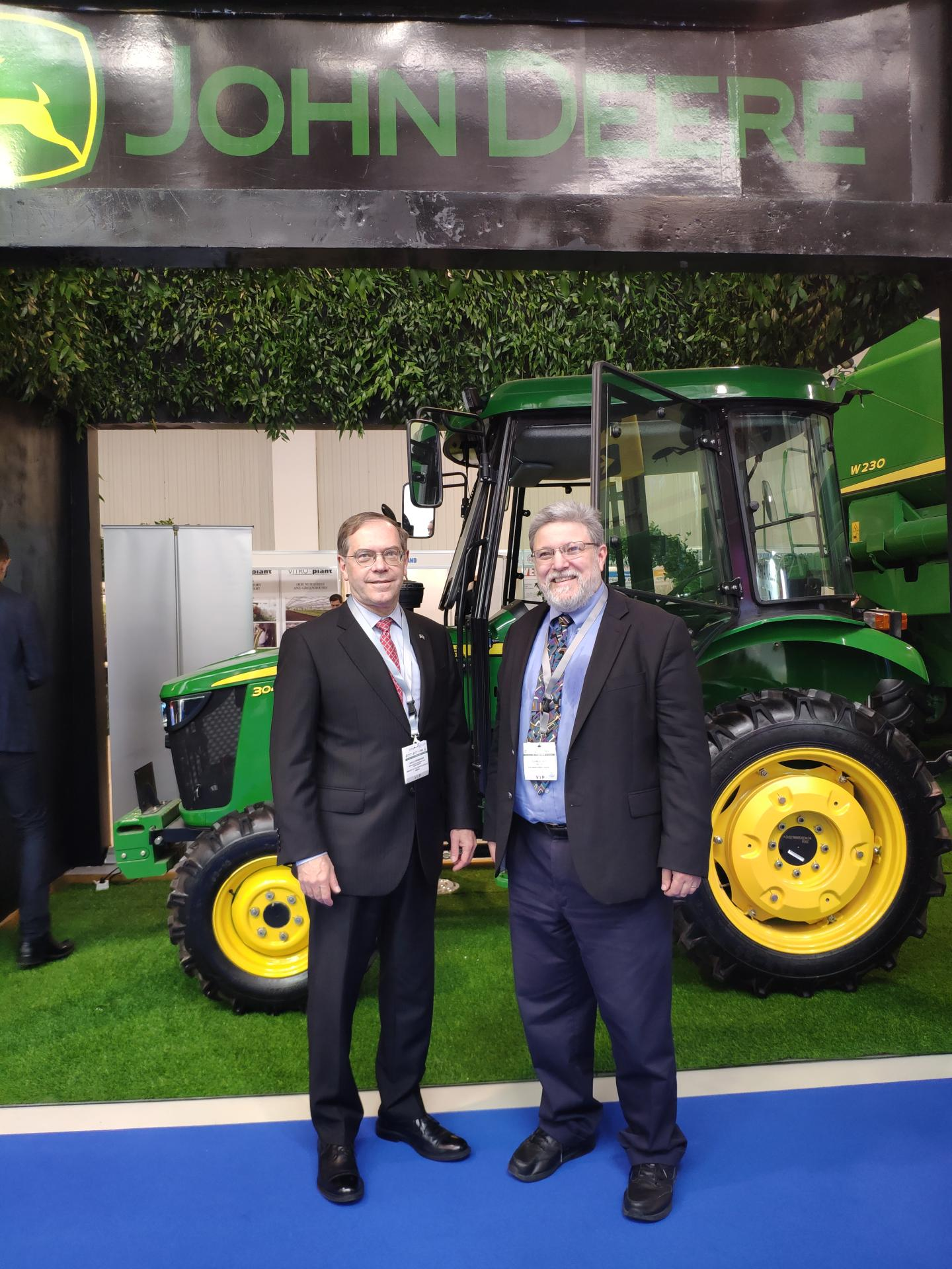 US companies participate in agriculture exhibition in Baku (PHOTO)