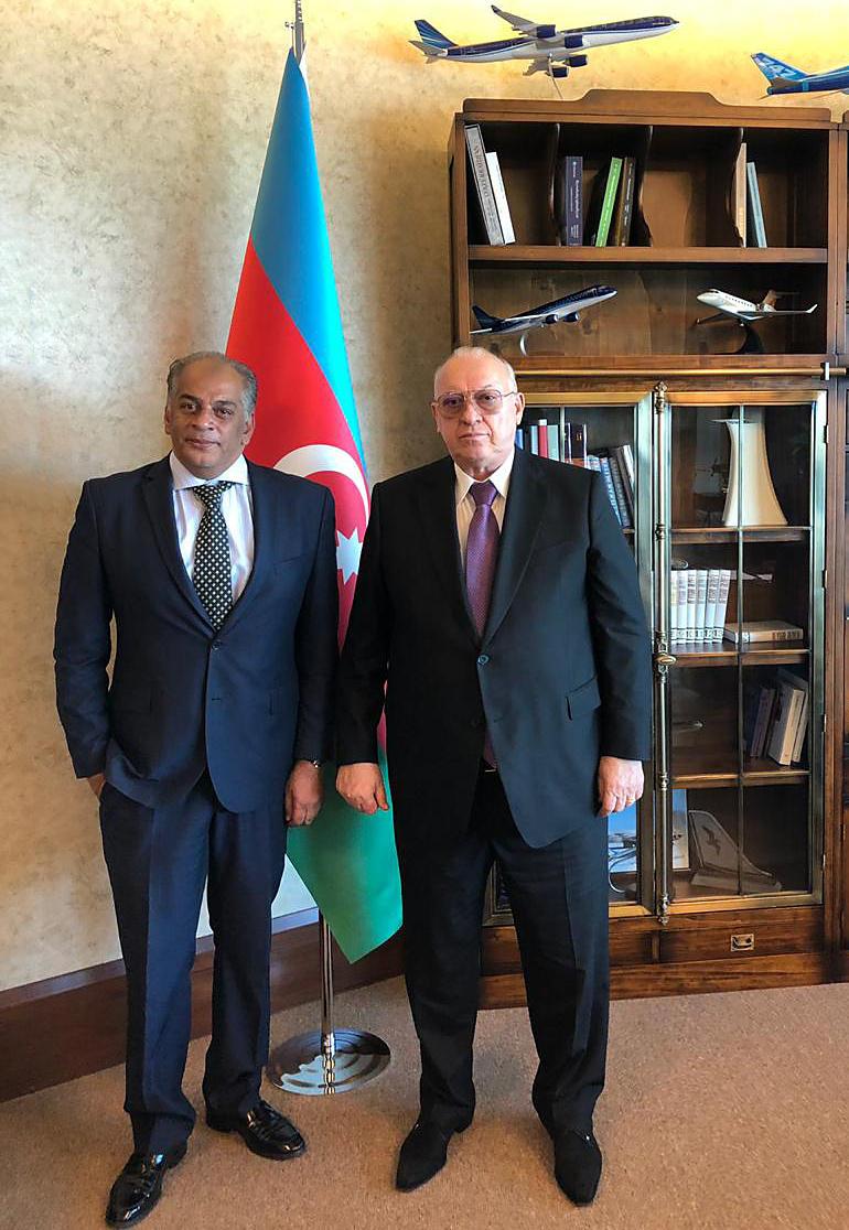Азербайджан и Египет обсудили открытие новых рейсов из Баку