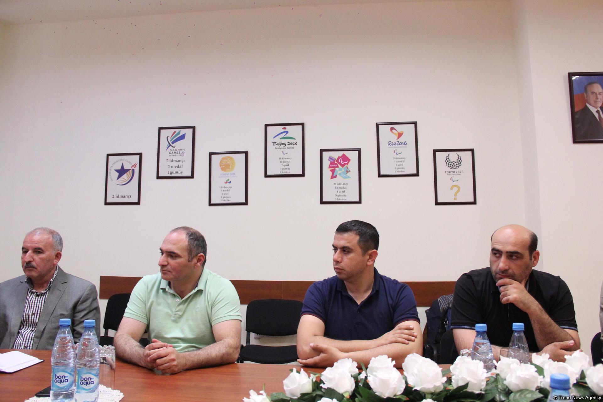 Ильгар Рагимов отметил сертификатами самых активных журналистов (ФОТО)