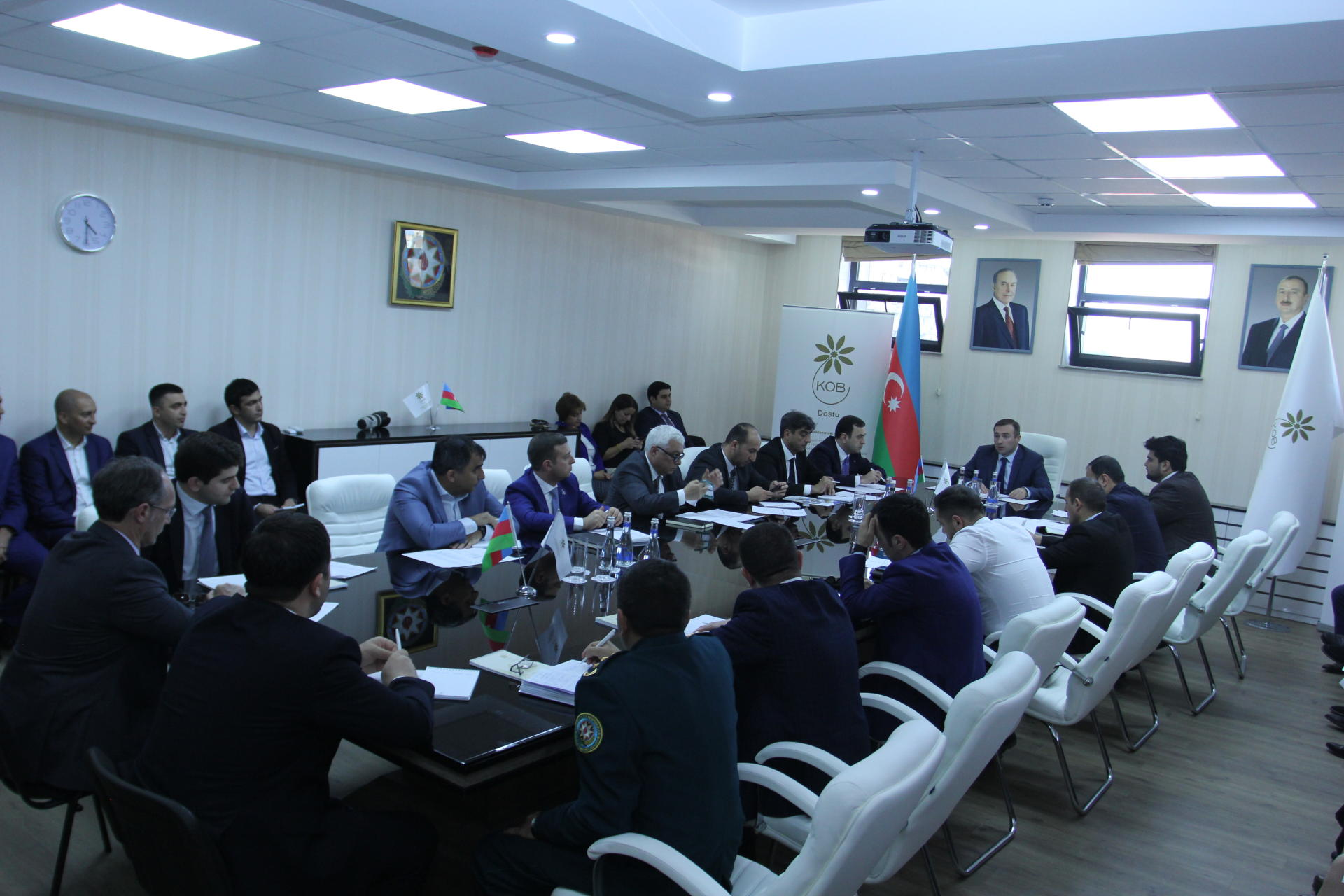 Azerbaijani SME Development Agency, over 30 business entities mull tourism related issues (PHOTO)