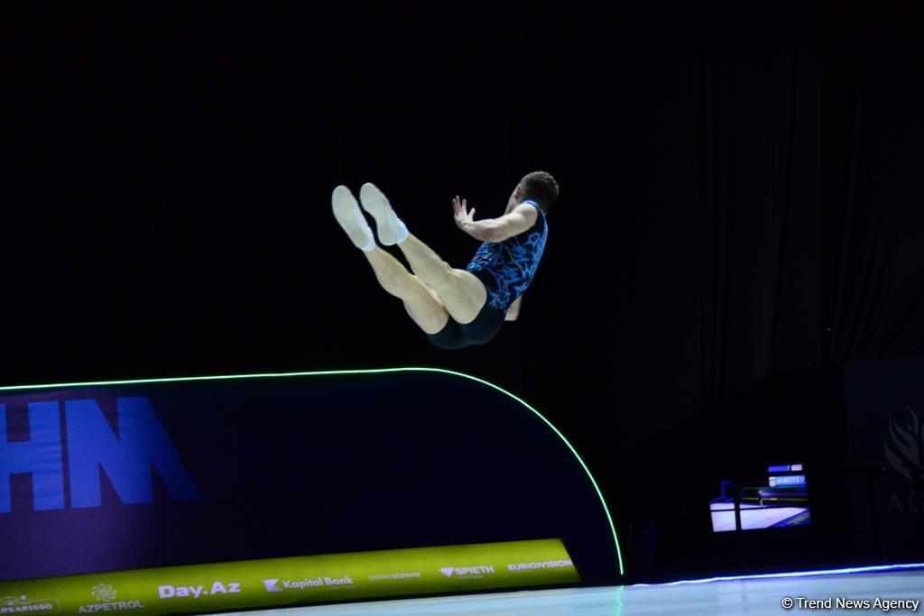 Best moments of 11th European Aerobic Gymnastics Championship finals in Baku (PHOTO)