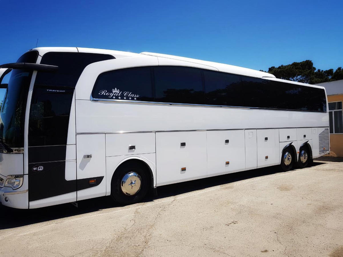 Buses from Baku to Russia's Tver to start running on May 28 (PHOTO)