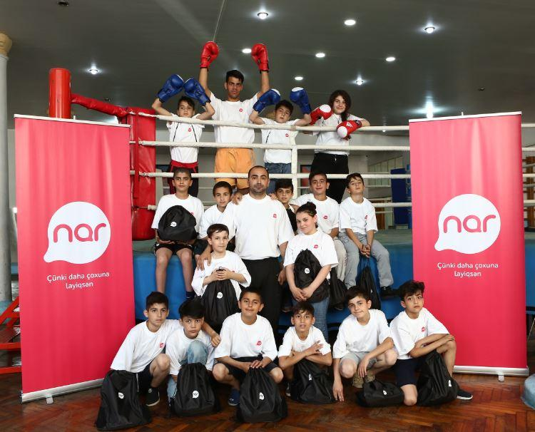 Nar supports children from disadvantaged families (PHOTO)