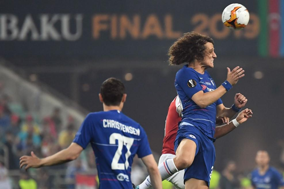 UEFA Europe League final between Arsenal, Chelsea ends at Baku Olympic Stadium (PHOTO/VIDEO) (UPDATED)
