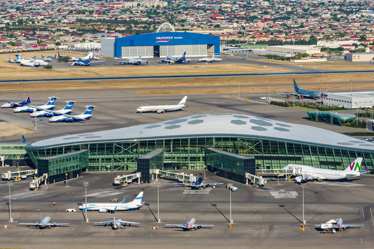 Heydar Aliyev International Airport confirms high level of readiness during UEFA Europa League final - PHOTOS, VIDEO