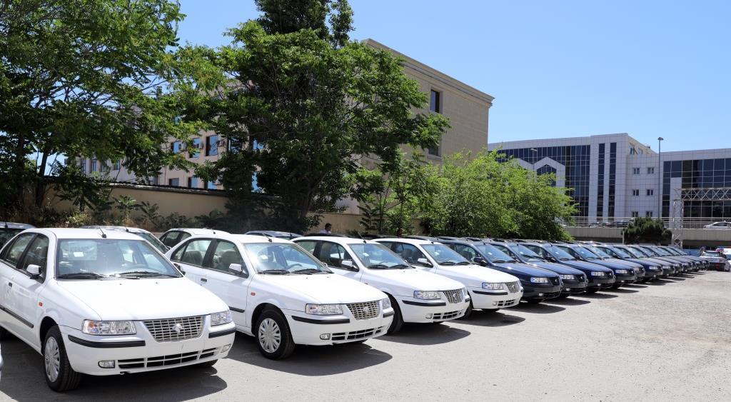 В Азербайджане 50 инвалидов Карабахской войны и событий 20 января получили автомобили (ФОТО)